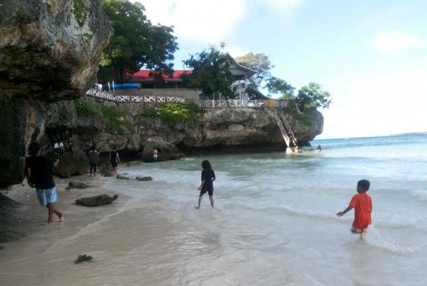 Pantai Bira di Tanjung Bira, Bulukumba Sulawesi Selatan