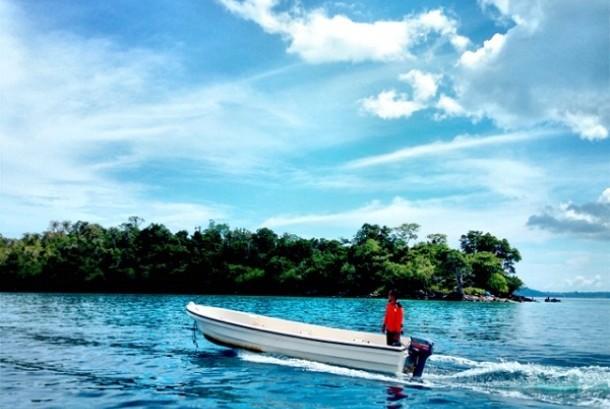 Pantai Iboih, Sabang, Pulau Weh, Aceh