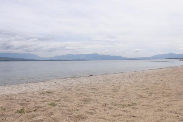 Pantai Lumban Bulbul di Balige