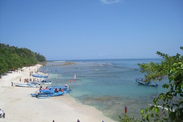 Pantai Pasir Putih.
