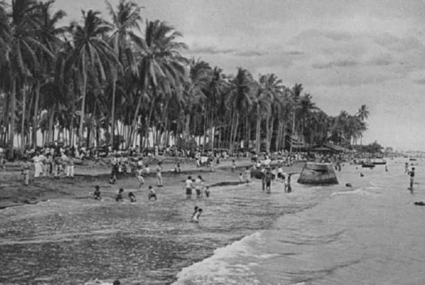 Pantai Sampur