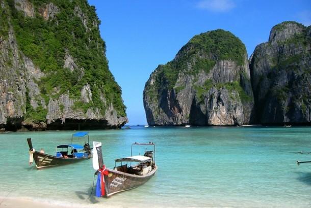 Pantai Thailand/ilustrasi