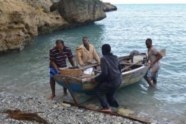 Muslim di Haiti.