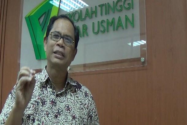 Parni Hadi, Ketua Dewan Pembina Dompet Dhuafa