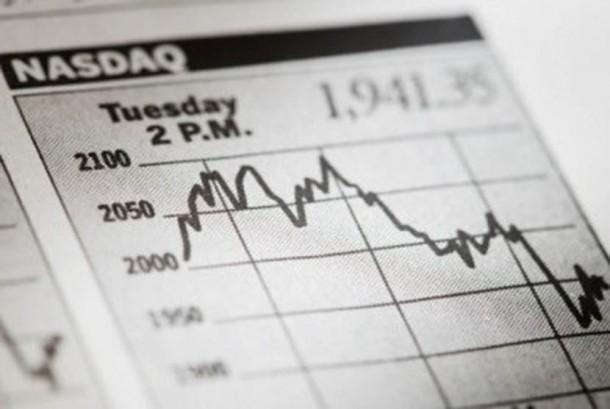 Pasar saham/Ilustrasi