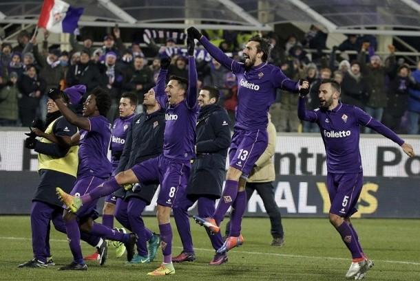 Pemain Fiorentina.