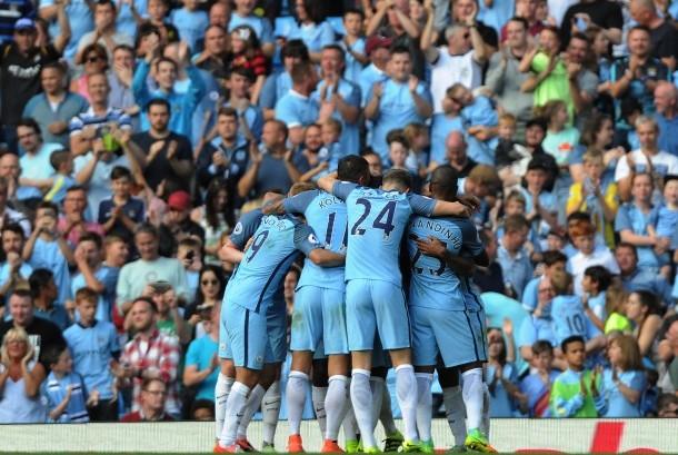 Pemain Manchester City