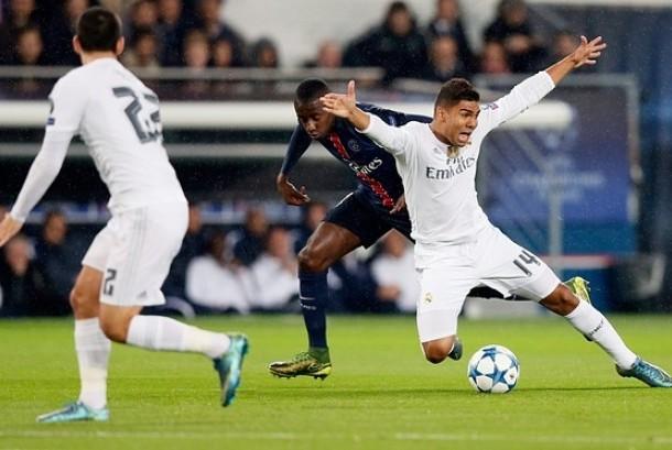 Prediksi Lineup Real Madrid Vs Getafe La Liga: Prediksi Starting Line-up Real Madrid Vs PSG
