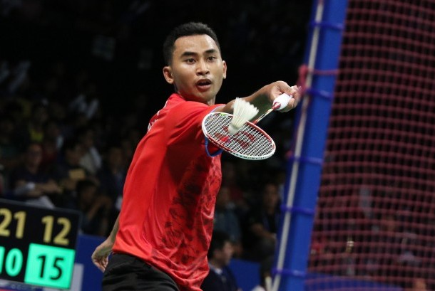 Pemain tunggal putra Indonesia, Tommy Sugiarto