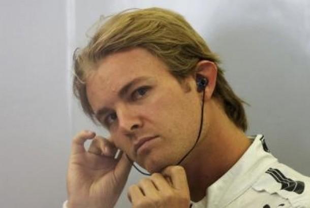 Pembalap Mercedes Formula One, Nico Rosberg