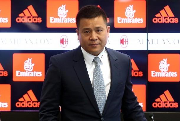 Pemilik baru AC Milan, Yonghong Li.
