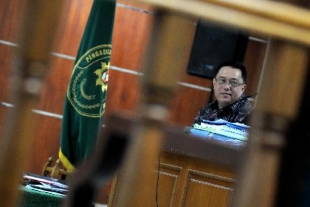 pemilik PT Citra Mandiri Metalindo Abadi (CMMA) Budi Susanto