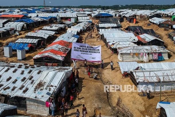 ACT akan membangun 1000 shelter hunian sementara untuk pengungsi Rohingya di Kamp Kutupalong, Ukhiya, Cox's Bazar.