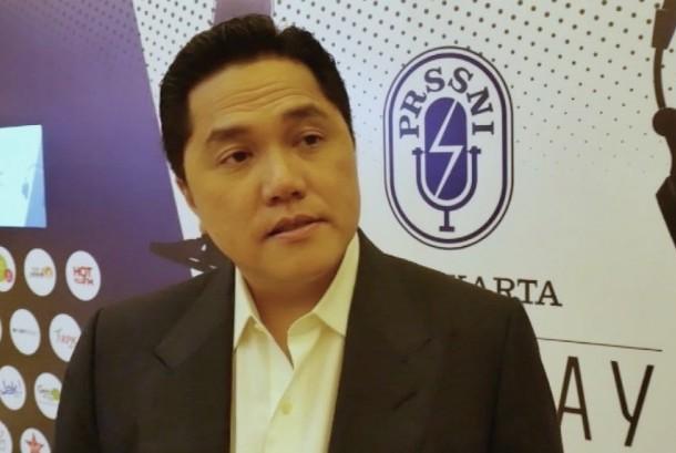 Pendiri Mahaka Group, Erick Thohir
