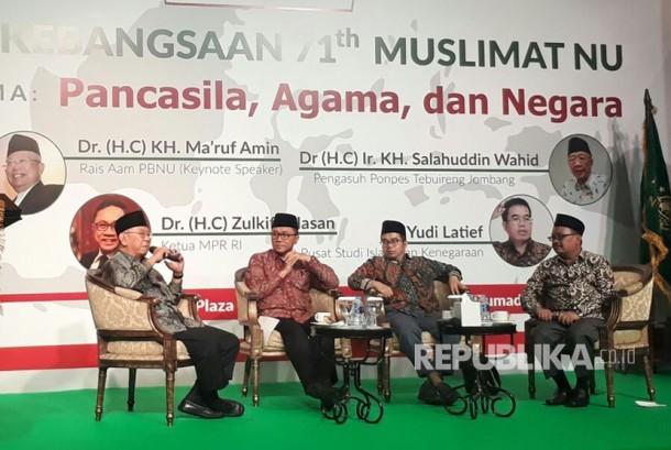 Cegah Radikalisme, NU dan Muhammadiyah Diminta Lebih Perhatikan Umat