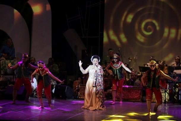 Pentas Pesona Indonesia-Simfoni Tarling