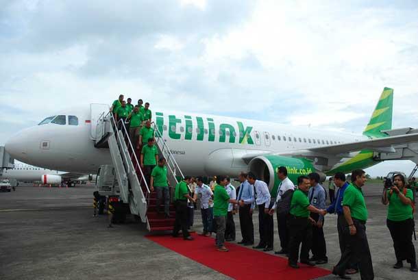 Citilink Tambah Satu Armada Airbus A-320   Republika Online