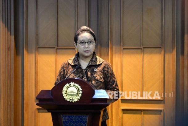 Foreign minister Retno Marsudi