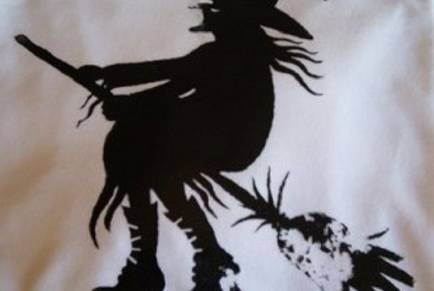 Witch (Illustration)