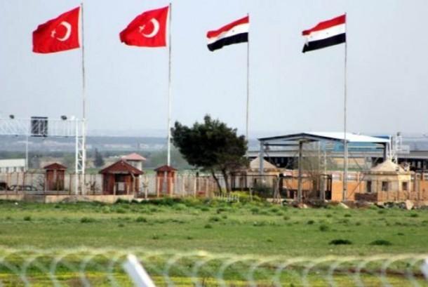 perbatasan turki dan suriah