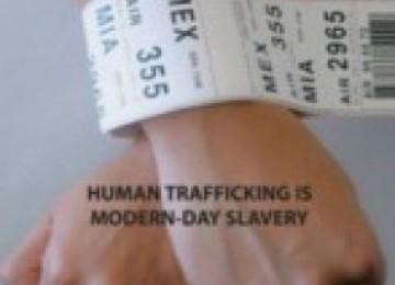 Perdagangan manusia/ilustrasi