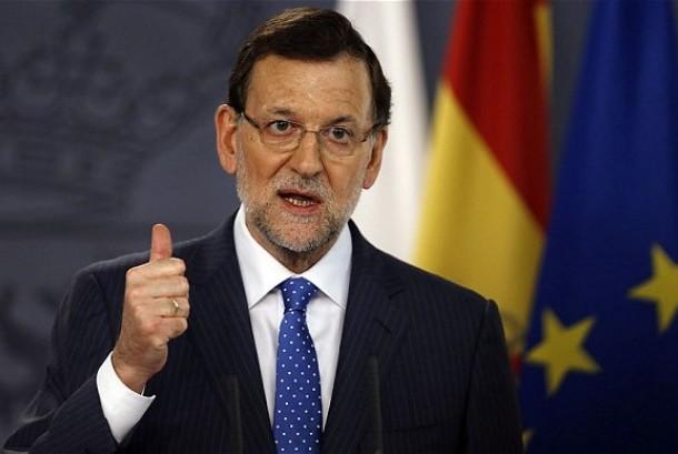 Perdana Menteri Spanyol Mariano Rajoy