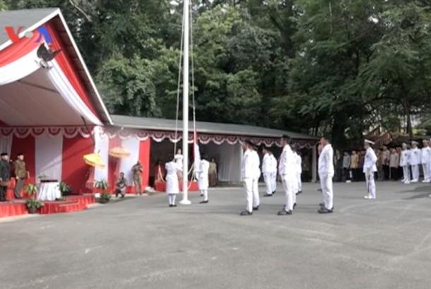 Peringatan Hari Kemerdekaan ke-72 Republik Indonesia juga berlangsung di ibukota AS, Washington DC.
