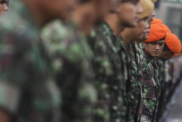 Personel TNI.
