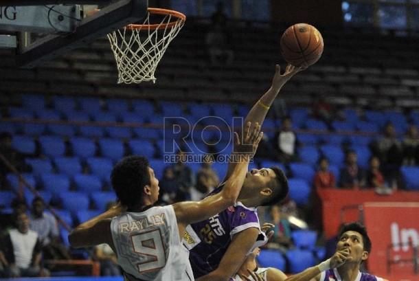 Pertandingan basket (ilustrasi)