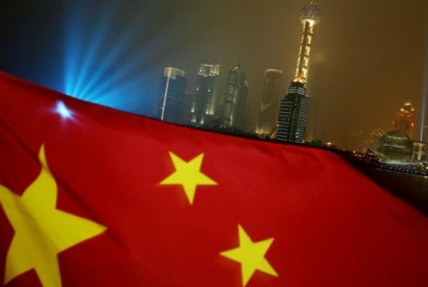 Pertumbuhan ekonomi Cina melambat.