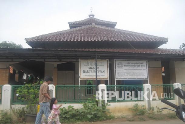 Pesantren Babur Royyan, Indramayu. (Ilustrasi)