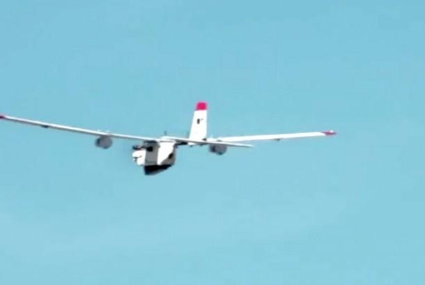 Pesawat tanpa awak untuk kebutuhan medis (ilustrasi).