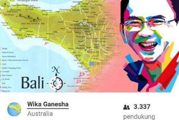 Petisi mendorong Ahok untuk menjadi Gubernur Bali