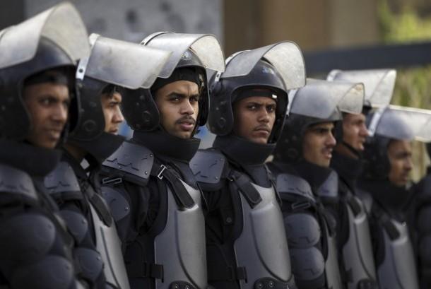 Polisi Mesir.
