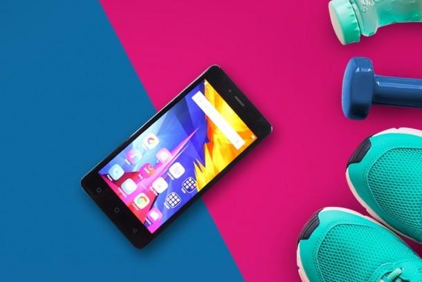 Ponsel Polytron Prime 7 sangat cocok untuk dibawa saat berolahraga dengan mendengarkan musik kesukaan kamu