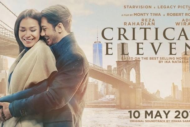 Poster film Critical Eleven