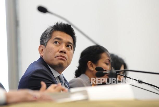Presdir Maybank Indonesia Taswin Zakaria