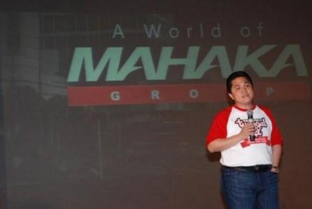 Presiden Direktur Mahaka Group, Erick Tohir