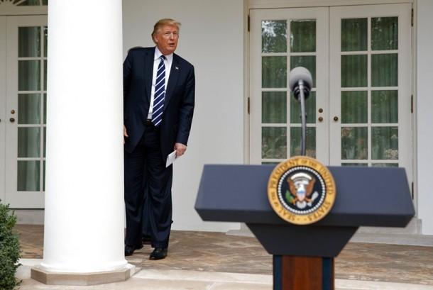 Presiden Donald Trump