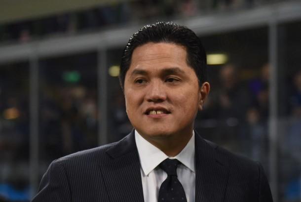 Presiden Inter Milan Erick Thohir