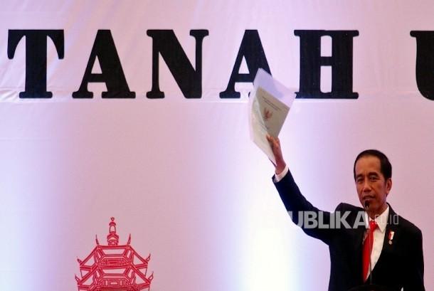 Temui Pimpinan Ponpes, Ini Pesan Presiden Jokowi
