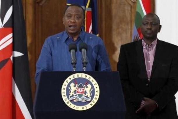 Presiden Kenya, Uhuru Kenyatta