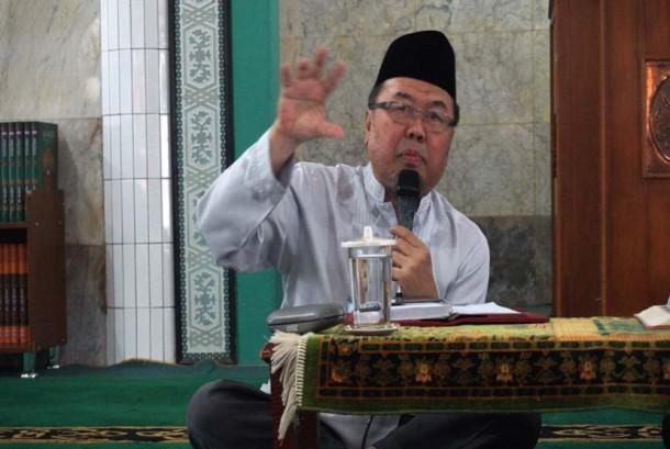 Prof Dr KH Didin Hafidhuddin MS