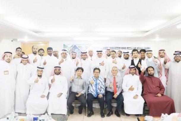 Program pembelajaran bahasa Indonesia secara resmi dibuka di Jeddah, Arab Saudi. Program yang akan berlangsung selama tiga bulan ini diresmikan Konsul Jenderal Indonesia Mohamad Hery Saripudin.