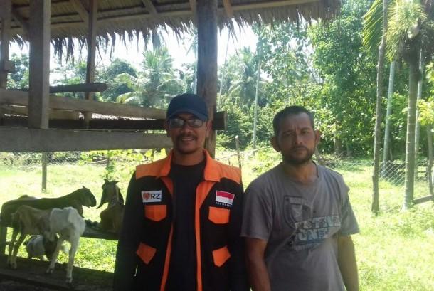Program Senyum Lestari untuk peternak Kuta Makmur, Aceh.