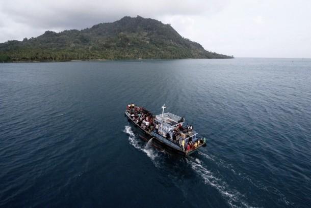 Pulau Serasan, Natuna, Kepulauan Riau. (Ilustrasi)