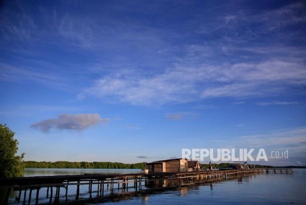 Pulau Widi Halmahera Selatan