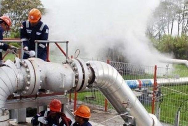 Pusat produksi panas bumi