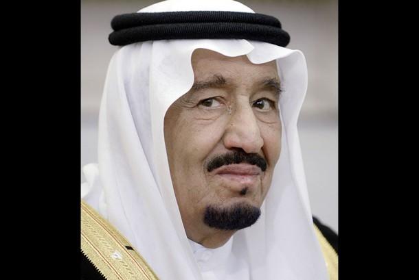 Raja Arab Saudi Salman bin Abdul Aziz