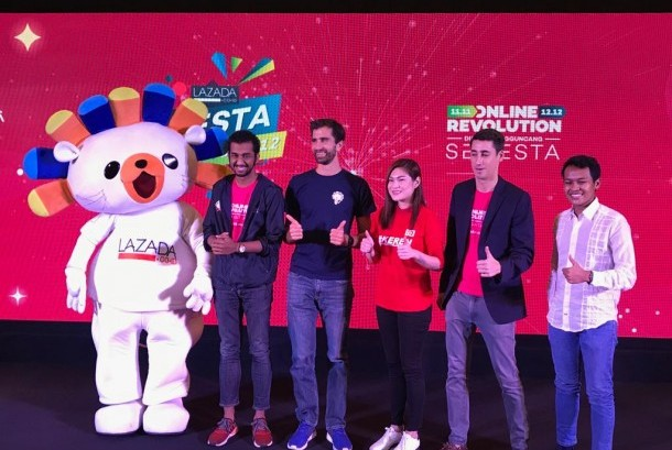 Ramayana membuka toko resminya di Lazada, salah satu situs e-commerce ternama di Indonesia, pada 7 November lalu.